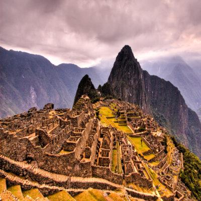 Шапка Перу