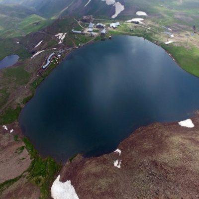 Гоное озеро Кари Армения