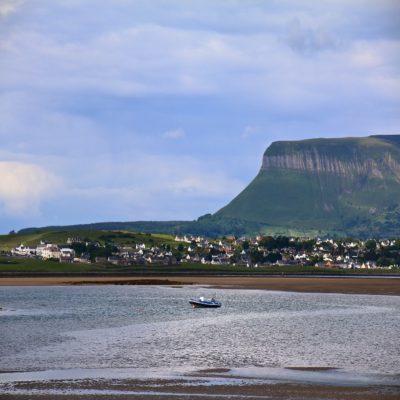 Гора Нокнари Ирландия