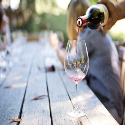 Дегустация вина 1 Долина Луары Франци