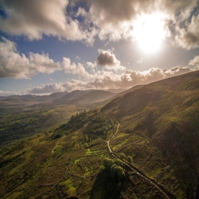 Долина Гленкар Ирландия