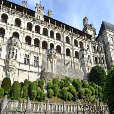 Замок Блуа Долина Луары Франция