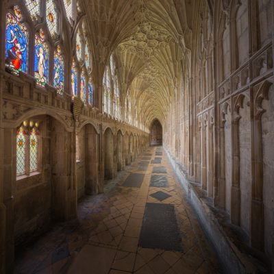 Кафедральный собор Глостера 1 Англия Великобритания