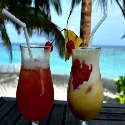 Коктейли Мальдивы
