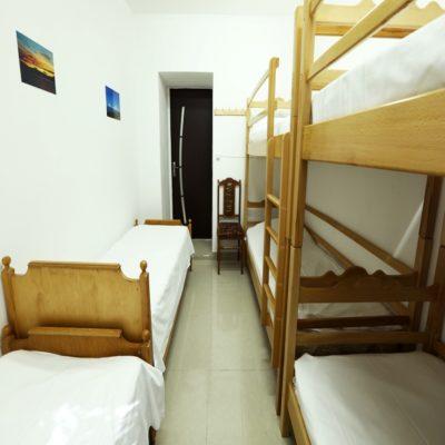Общая комната в хостеле Армения