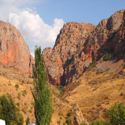 Окрестности Нораванка Армения