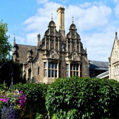 Оксфорд Великобритания