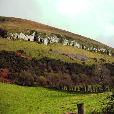 Пещеры Keash Ирландия