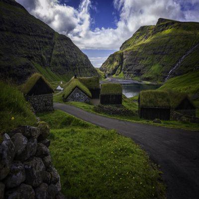 Саксун Фарерские острова