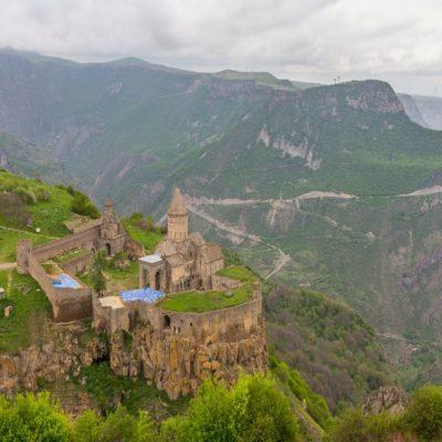 Татевский монастырь Армения