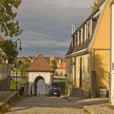 Фредерикстад Норвегия