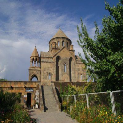 Храм Рипсиме в Эчмиадзине Армения