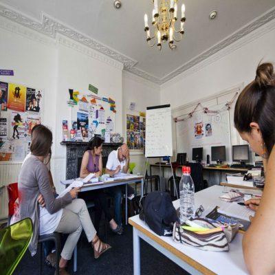 Школа в Брайтоне Оксфордские международные школы английского языка