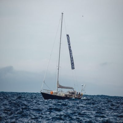 Яхта Фарерские острова