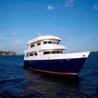 Яхта Dream Catcher II Мальдивы