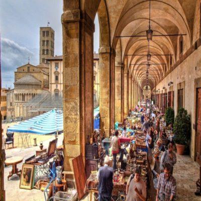 Ареццо Тоскана Италия