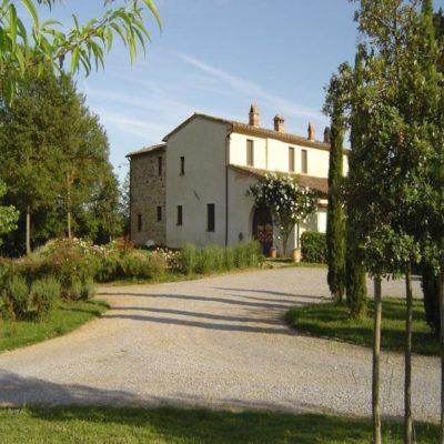 Вилла Тоскана Италия