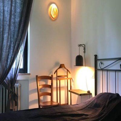 Спальня на вилле Тоскана Италия