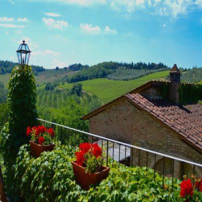 Винодельня Тоскана Италия