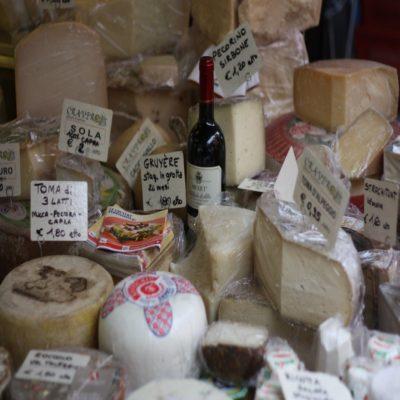Вино и сыр Тоскана Италия
