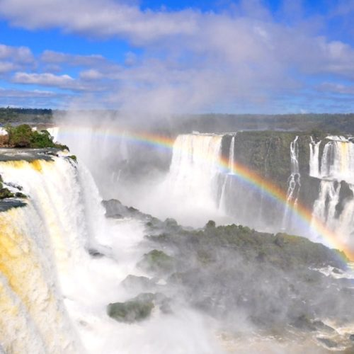 Водопады Игуасу Бразилия Аргентина