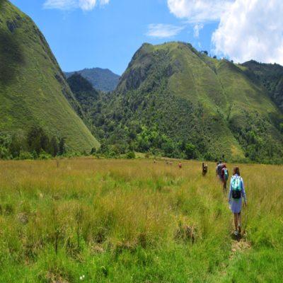 Дживика Папуа Индонезия