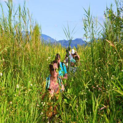 Долина Балием Папуа Индонезия