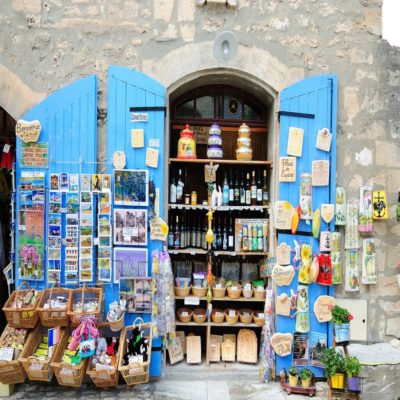 Ле-Бо Прованс Франция