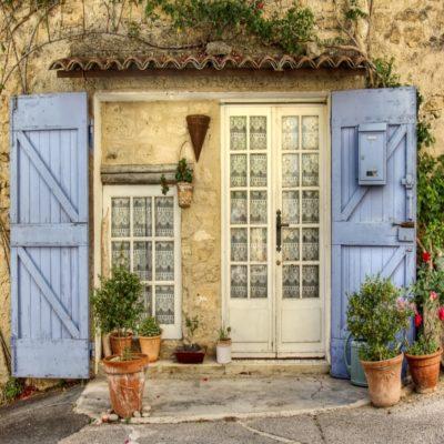 Люберон Прованс Франция