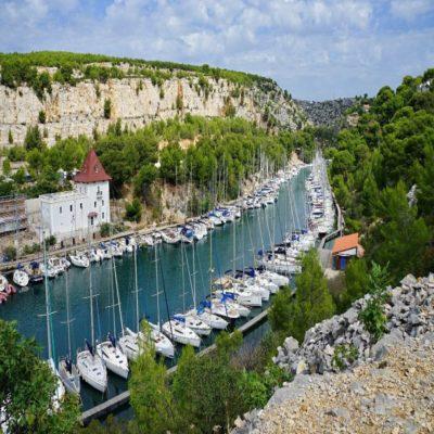 Прованские фьорды Франция
