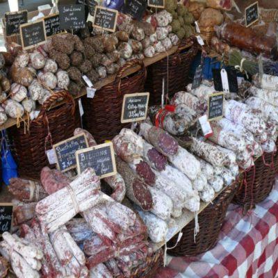 Прованский рынок Прованс Франция