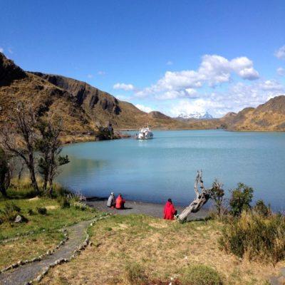 Торрес-дель-Пайне Патагония Чили