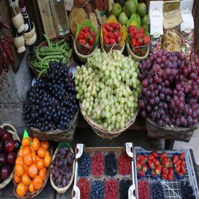 Тосканский рынок Тоскана Италия