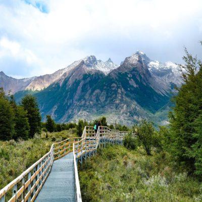 Трекинговый маршрут по парку Лос-Гласьярес Патагония Аргентина