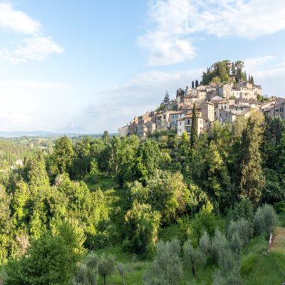 Четона Тоскана Италия