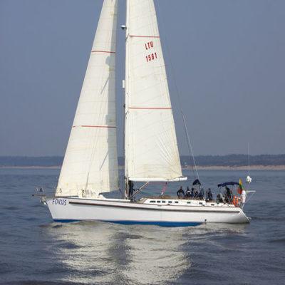 Яхта Фокус