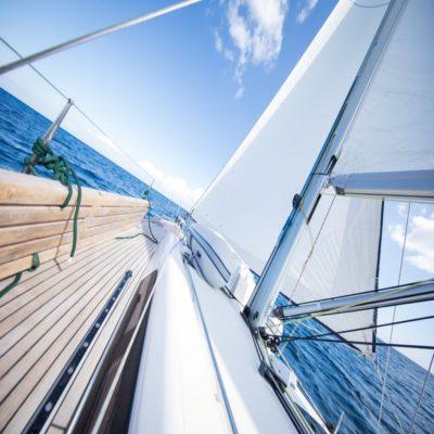 Яхтинг Италия Франция