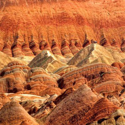 Геологический парк Данься Китай
