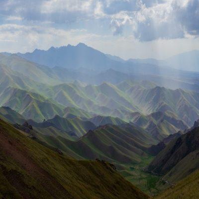 Горы Тянь-Шань Кыргызстан