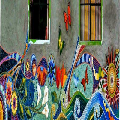Для оформления мозаика Эквадор F Delventhal Flickr