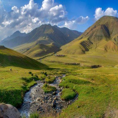 Долина Кыргызстан