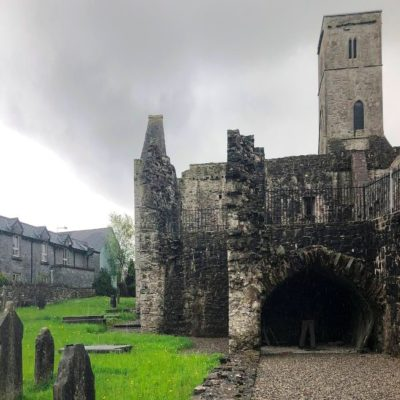 Доминиканское аббатство Слайго Ирландия