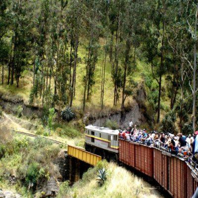 Дорога к Носу Дьявола Эквадор