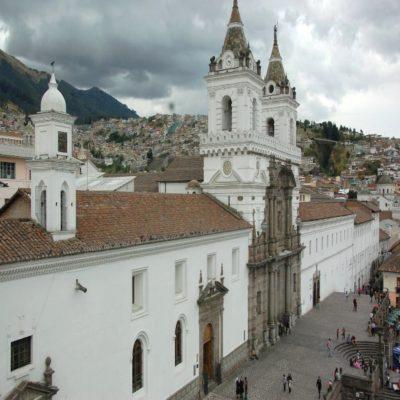 Кито Эквадор