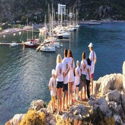 Команда Турция яхтинг