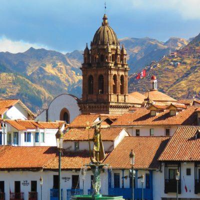 Куско Перу
