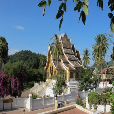Луангпрабанг Лаос