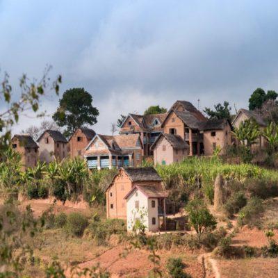 Мадагаскарская деревня