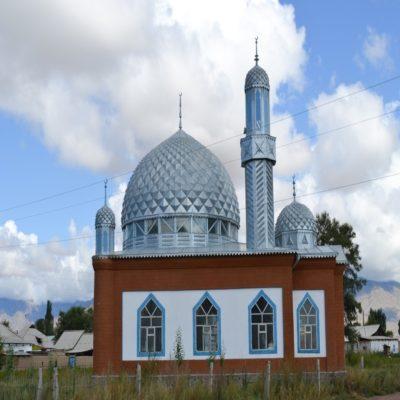Мечеть Кыргызстан