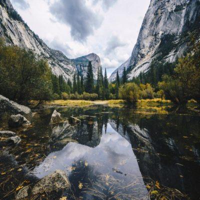 Национальный парк Йосемити США